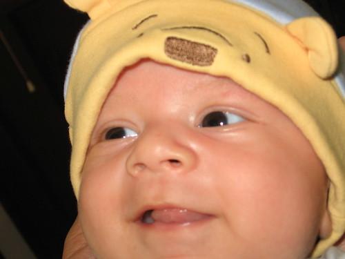 Pooh hat I
