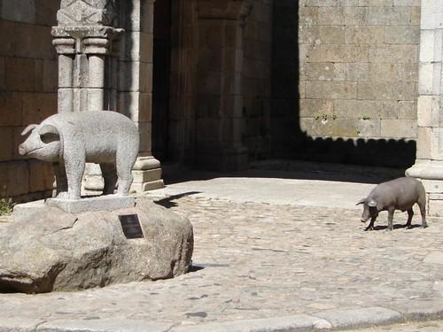 Porca de La Alberca