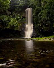 Cascata Fermona - Ferrera di Varese (ilmatteo78) Tags: canon waterfall falls 5d varese cascata ferrera wetfeet 21100