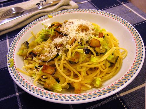 spaghiverdure