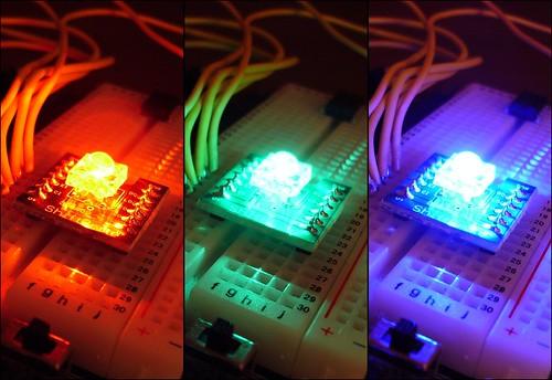 ShiftBrite RGB