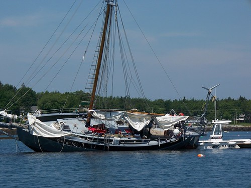 coastguard sailboat stationrockland