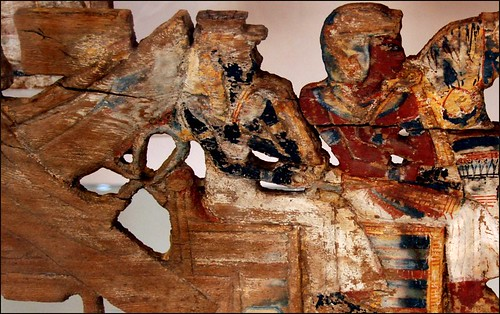 2008_0610_160935AA Egyptian Museum, Turin por Hans Ollermann.