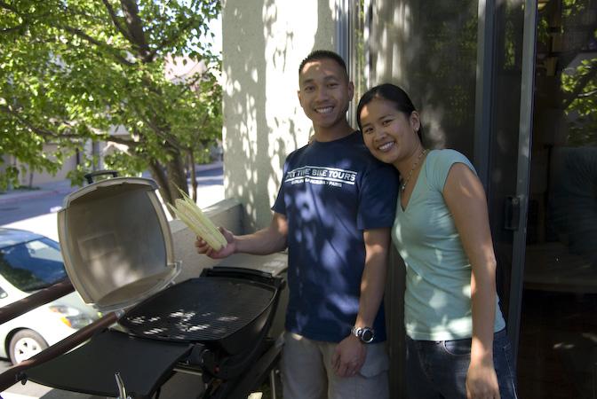 2008-07-04 BBQ at Lo's-3