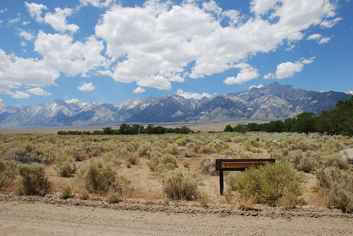 Manzanar - Warehouse Area