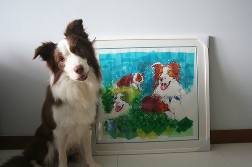 Chester's Painting