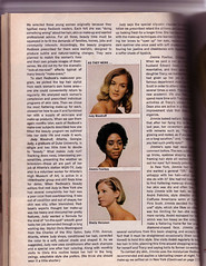 Looking Back, February 1970 (rlweisman) Tags: 1970 redbook makeovers judywoodruff redbookmagazine sheilaweisman jimmiefowlkes