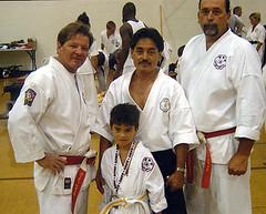 Shihan Toyama & Culbreth with Jordan Brown