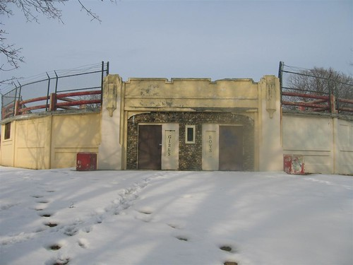 Prospect Park Pool