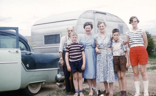 pugh family 1958 to 1980