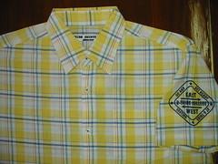 126-2616_IMG (megha_sangam) Tags: shirt yarn dyed checks
