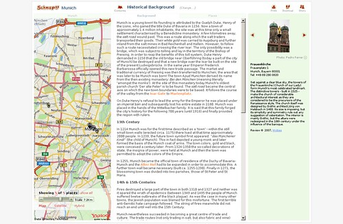 Schmap Munich - Historical Background