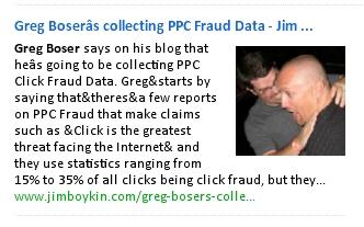 Cuil: Greg Boser gets Attacked by Matt Cutts