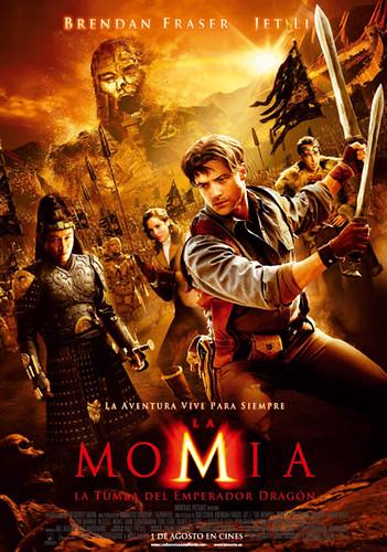 La momia 3