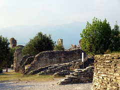 catullus' place in Sirmione (jormook) Tags: italy lakegarda torbole catullus laketenno