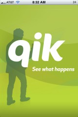 Qik Live video recording for iPhone's 2762066007_827a4b0d55_o