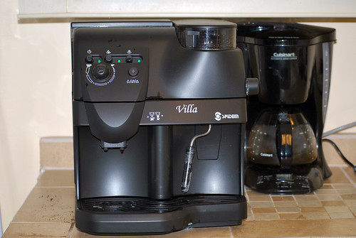 Espresso Machine (2)
