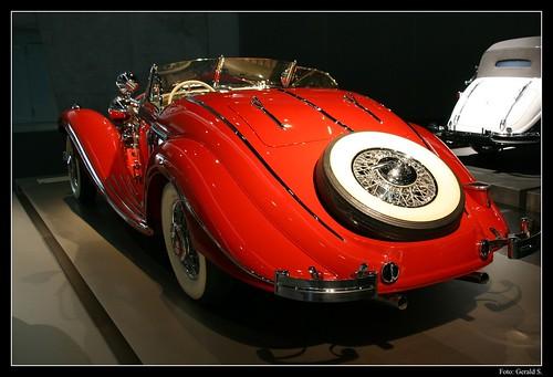 1934 Mercedes-Benz 500 K Spezial-Roadster