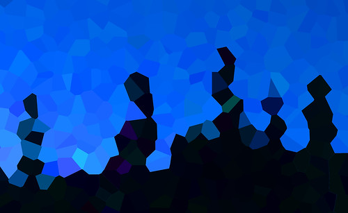 Polygonal Cairns