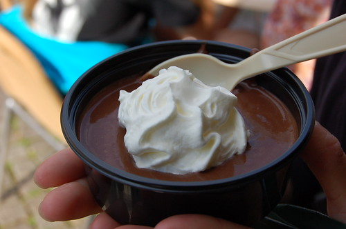 Chokolad Pudding