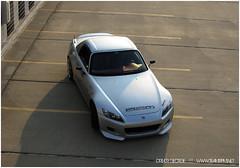 AIMG_0030 (Bowie Tran) Tags: honda silver george parking s2k s2000 rpm teamrpm
