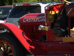 Castlegar's Old Fire Truck
