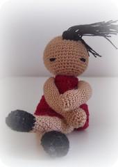 Eu no tenho Blythe! Tenho Catarina! (Joana Joaninha) Tags: blythe belohorizonte boneca croche joanajoaninha coisaslindas