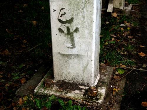 Zebedee Stencil