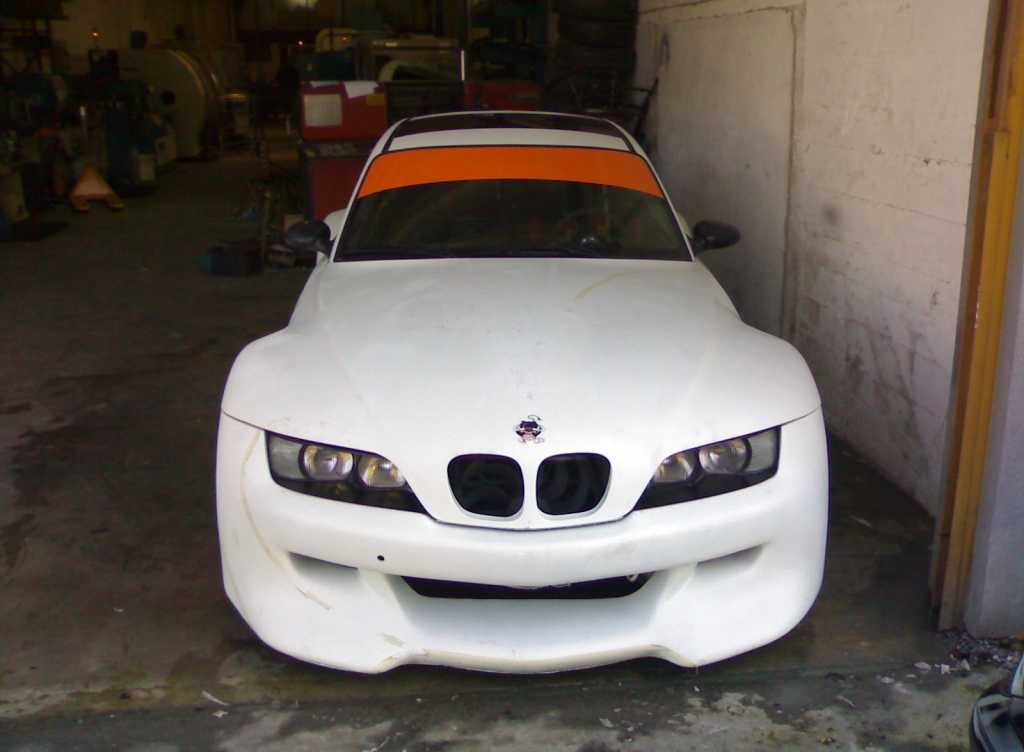 Prototype Racing Widebodykit For Z3 Coupes