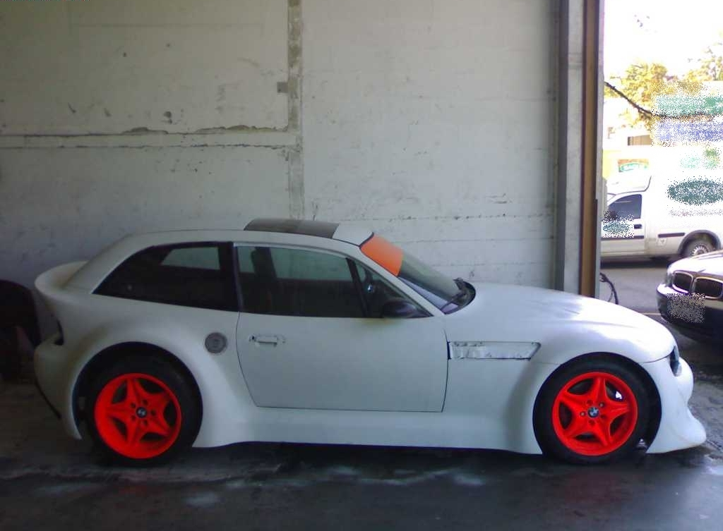 Prototype Racing Widebodykit For Z3 Coupes Archive Bimmerforums