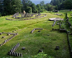Romania - Top 100 Monuments - 1. Roman Antiquity 1.2. Sarmizegetusa (londonconstant) Tags: mountains temple roman capital romania empire transylvania sarmizegetusa antiquity dacia sarmizegetusaregia daciafelix transylvaniaalps
