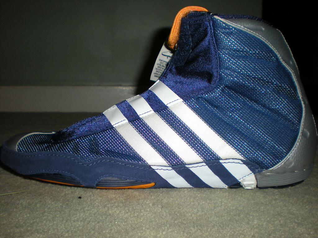 Adidas Grapplers Wrestling Shoes