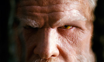 Nick Nolte in The Spiderwick Chronicles