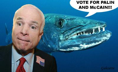 Palin McCain Cudastration