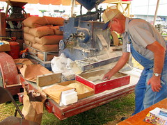 100 Things to see at the fair #22: Grist Mill Demonstration