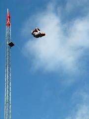 100 Things to see at the fair #23: High Diver