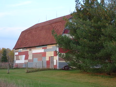 Patchwork Barn