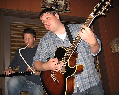 Drew & Andy: Rock.