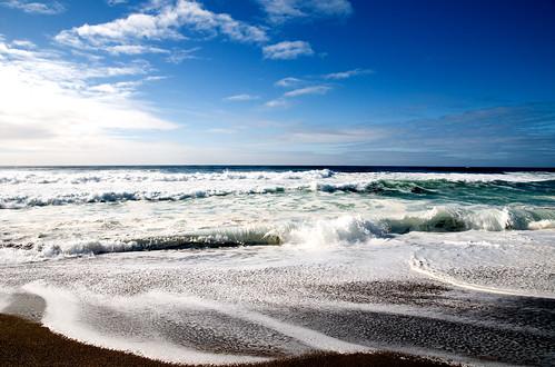 フリー画像| 自然風景| 海の風景| ビーチ/海辺| 波の風景| アメリカ風景|      フリー素材|