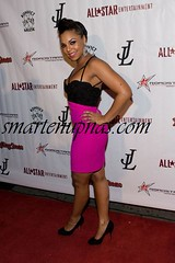ASHANTI @ going to a PARTY