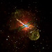 Centaurus A: Jet Power and Black Hole Assortment Revealed in New Chandra Image