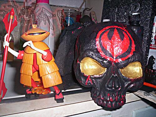 Foot Ninja Skull :: D