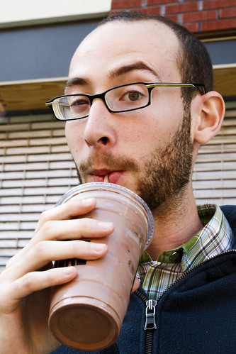 Alex haz a milkshake