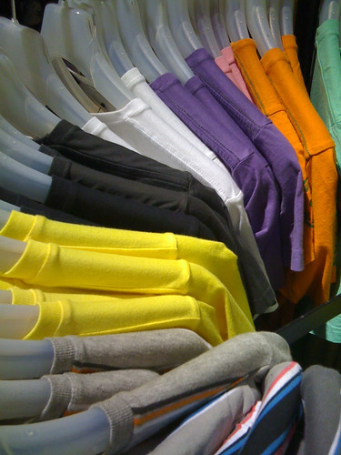 Shirt Colors