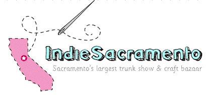 the new IndieSacramento logo