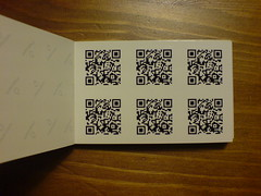 Dynamic Wine Labels (Moo + QRCodes + AVIN)