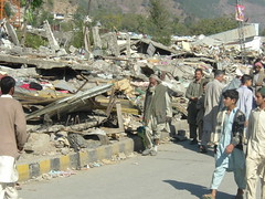 Balakot, survivors on the street (Nasir Zuberi) Tags: balakot