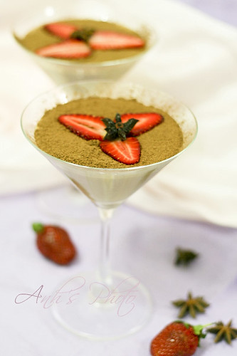 Star-anise Spiced Chocolate Mousse