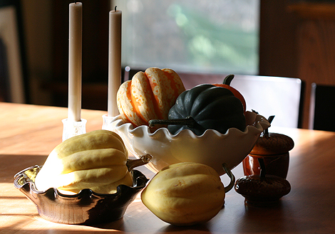 seasonal table