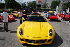 Ferrari 599 (Brandon Perdeck) Tags: red brazil orange cars yellow race toys nikon dino florida south champion 360